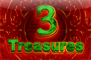 august_gaming - 3 Treasures