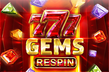 booongo - 777 Gems ReSpin