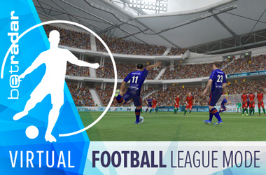 betradar - Virtual Football League Mode