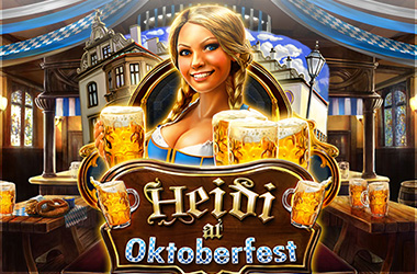 red_rake_gaming - Heidi at Oktoberfest