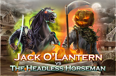 red_rake_gaming - Jack O'Lantern vs The Headless Horseman