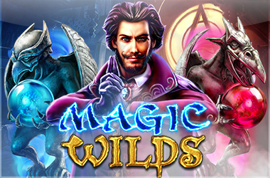 red_rake_gaming - Magic Wilds