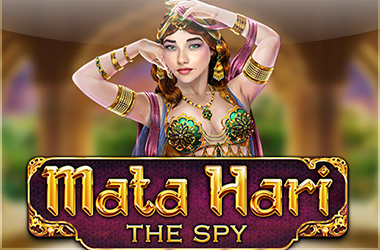 red_rake_gaming - Mata Hari: The spy