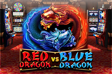 red_rake_gaming - Red Dragon vs Blue Dragon