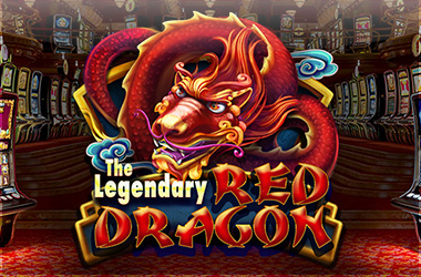 red_rake_gaming - The Legendary Red Dragon