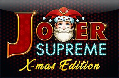 kalamba_games - Joker Supreme Xmas Edition