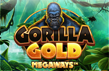 blueprint_gaming - Gorilla Gold Megaways