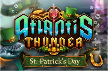kalamba_games - Atlantis Thunder St. Patrick's Day