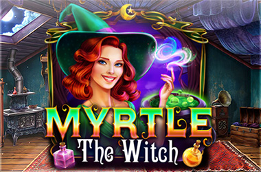 red_rake_gaming - Myrtle the Witch