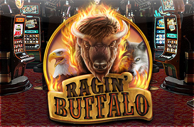 red_rake_gaming - Ragin' Buffalo