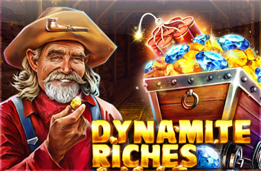 red_tiger - Dynamite Riches