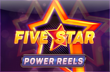 red_tiger - Five Star Power Reels
