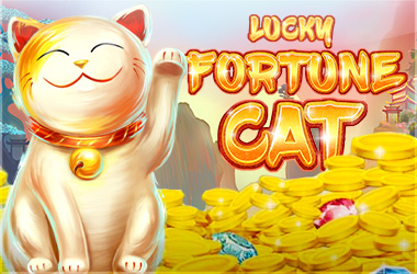 red_tiger - Lucky Fortune Cat