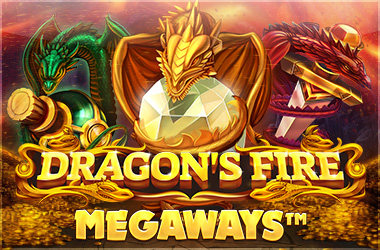 red_tiger - Dragon's Fire Megaways