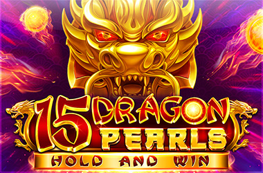 booongo - 15 Dragon Pearls: Hold and Win
