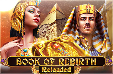 spinomenal - Book Of Rebirth Reloaded