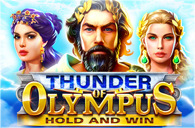 booongo - Thunder of Olympus: Hold and Win