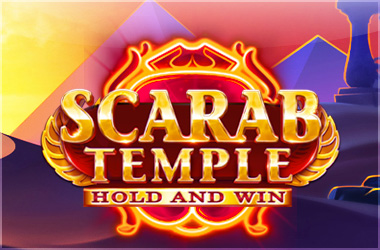 booongo - Scarab Temple: Hold and Win