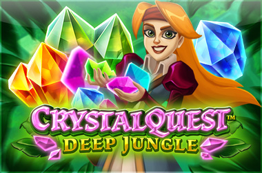 thunderkick - Crystal Quest: Deep Jungle