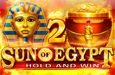 booongo - Sun of Egypt 2: Hold and Win