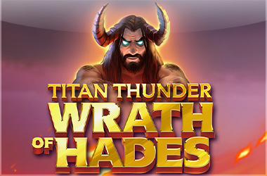 quickspin - Titan Thunder: Wrath of Hades
