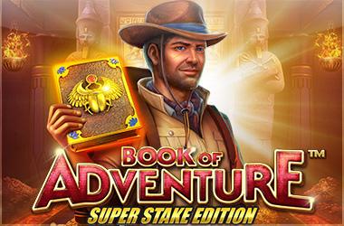 stakelogic - Book of Adventure Super Stake