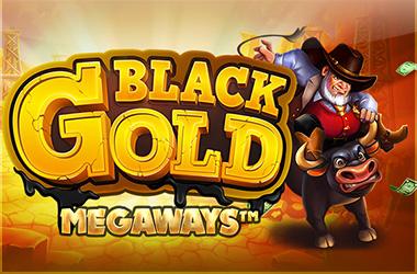 stakelogic - Black Gold Megaways