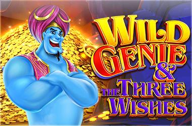 stakelogic - Wild Genie