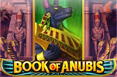 stakelogic - Book of Anubis