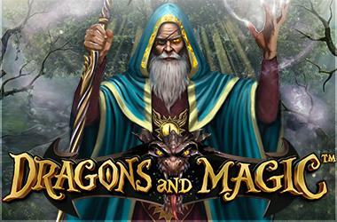 stakelogic - Dragons and Magic