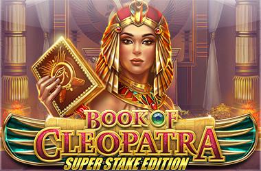 stakelogic - Book of Cleopatra Super Stake