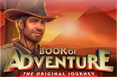 stakelogic - Book of Adventure