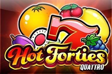 stakelogic - Hot Forties Quattr