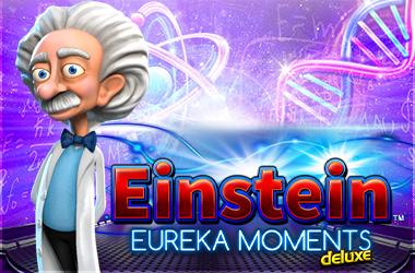 stakelogic - Einstein Eureka Moments