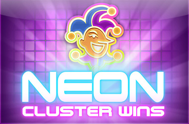 stakelogic - Neon Cluster Wins