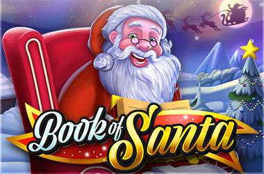 stakelogic - Book of Santa