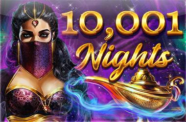 red_tiger - 10 001 Nights