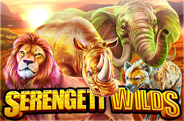 stakelogic - Serengeti Wilds
