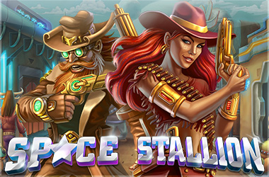 stakelogic - Space Stallion