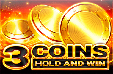 booongo - 3 Coins : Hold and Win