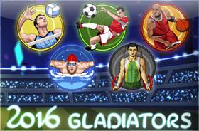 endorphina - 2016 Gladiators