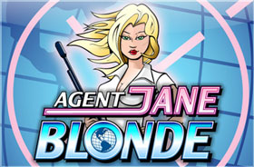 microgaming - Agent Jane Blonde