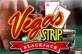 microgaming - Vegas Strip Blackjack